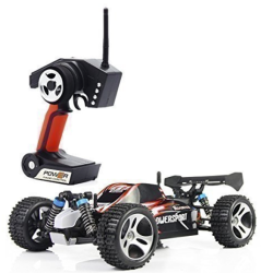 Wltoys A959 4WD Off-Road Remote Control Buggy $42