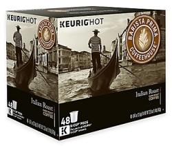 Keurig K-Cup Italian Roast 48-Pack for $24