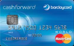 Barclaycard CashForward(TM) World Mastercard(R)