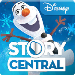 Disney eBook for free w/ Story Central App