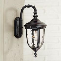 "Bellagio 17"" Downbridge Outdoor Wall Light for $70"