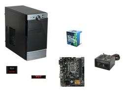 Intel Skylake i5-6500 Barebones Gaming PC