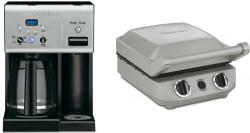 Refurb Cuisinart Appliances at aSavings from $44