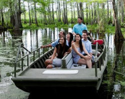 Cajun Encounters Swamp Tour in New Orleans: $48