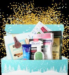Walmart Winter Beauty Box for free