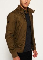 Superdry Men's Winter Rogue Harrington Jacket $80