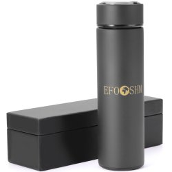 Insulated 16oz. Thermos w/ Tea Strainer $17