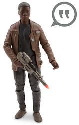 """Star Wars Finn 13.5"""" Talking Figure for $10"""