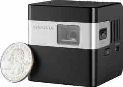 Insignia DLP Pico Portable Projector for $125