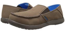 Crocs Boys' Santa Cruz Canvas Loafers $30