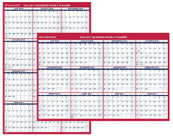2017 Calendars at Quill: $10 off $40