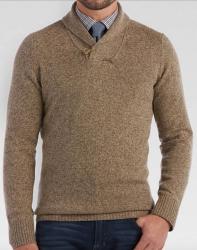 Joseph Abboud Men's Shawl Collar Sweater for $24