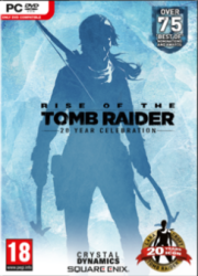 Rise of the Tomb Raider: 20 Year... for PC $28