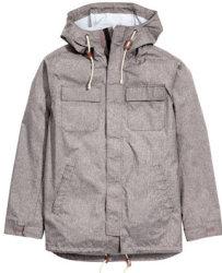H&M Men's Hooded Parka for $30