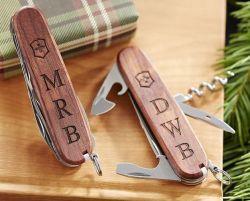 Victorinox Swiss Army Hardwood Spartan Knife $20