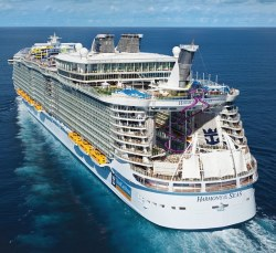 RCCL 7Nt Eastern Caribbean Cruise: $1,596 for 2