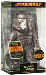 Funko Pop! Star Wars Metallic Stormtrooper for $40