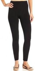 Steve Madden Women's Fleece-Lined Leggings for $5