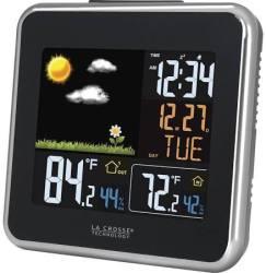 La Crosse Technology LED Forecast Station $29