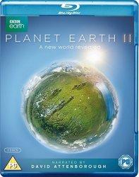 Planet Earth II on Blu-ray (Region Free) for $21