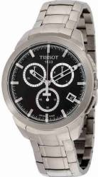 Tissot Men's Titanium Chronograph Watch for $245