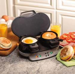 Best Kitchen Deals: Double the Breakfast Sandwich