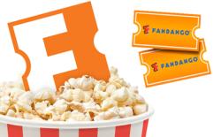 Fandango Movie Tickets: Buy 2, get 3rd for free