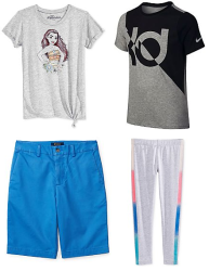 Kids' Apparel at Macy's: Up to 70% off + 20% off