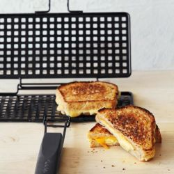 Sur La Table Grilled Cheese Grilling Basket