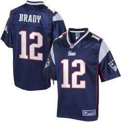 Men's New England Patriots Tom Brady Jersey $75