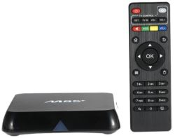 M8s+ / M8S Plus 8GB 4K WiFi Android TV Box for $43