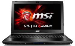 "MSI Skylake i5 Quad 16"" Laptop w/ 256GB SSD $749"