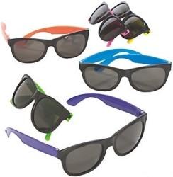 12 Neon Sunglasses