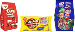 Candy Variety Packs: Deals from $3 + pickup at Walmart