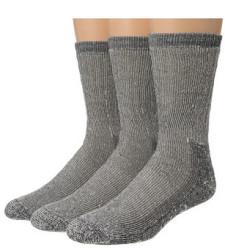 Smartwool Unisex Trekking Crew Socks 3-Pack $25