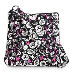 Vera Bradley Mickey Mouse Birdie Hipster Bag $40