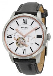 Fossil Men's Townsman Automatic Watch for $85