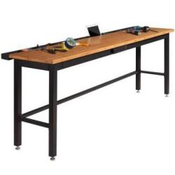 "NewAge Products 96"" Metal Workbench for $202"