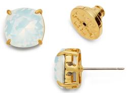 Tory Burch Crystal Stud Earrings for $49