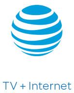 AT&T Internet 45 w/ $50 Reward Card for $40/mo.