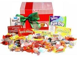 Holiday Nostalgic Candy Gift Box