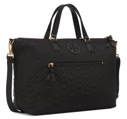 Tory Burch Ella Quilted Satchel for $207