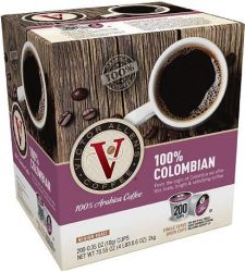 200 Victor Allen's K-Cups, $15 Kohl's GC for $45