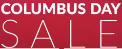 TechRabbit Columbus Day Sale