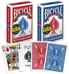Bicycle Standard Poker Deck 2-Pack for $3