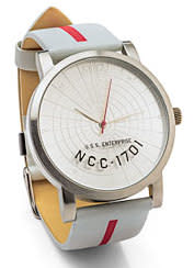 Star Trek Unisex NCC-1701 Watch for $35