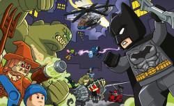 LEGO DC Comics Superhero Batman Comic for free