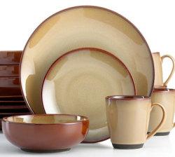 Sango 16-Piece Dinnerware Set for $19