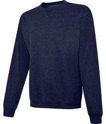 Hanes Men's or Women's Fleece Sweatshirt for $5