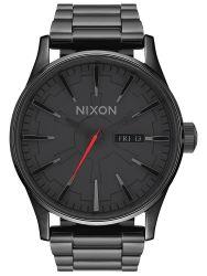 Nixon Men's Sentry SS Darth Vader Watch for $130
